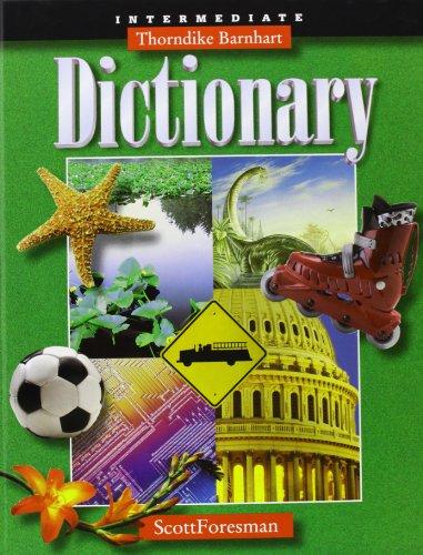 9780673123756: Thorndike Barnhart Intermediate Dictionary