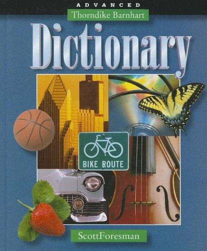 Scott, Foresman Advanced Dictionary: Clarence L. Barnhart