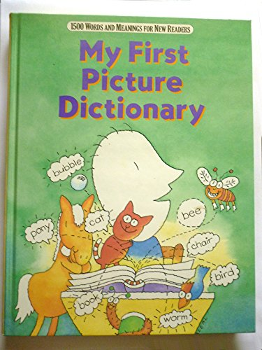 9780673124890: My First Picture Dictionary