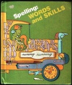 9780673127341: Spelling Words and Skills (GRADE 4)