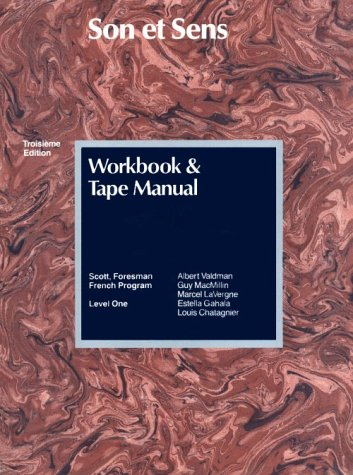 9780673136626: Son Et Sens (Workbook and Tape Manual)