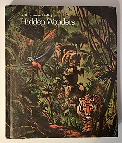 9780673137586: Hidden Wonders (Scott, Foresman Reading), Level 7