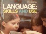 9780673141446: Language: Skills and Use