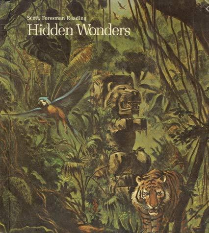 Hidden Wonders: Aaron; Jackson; Riggs;