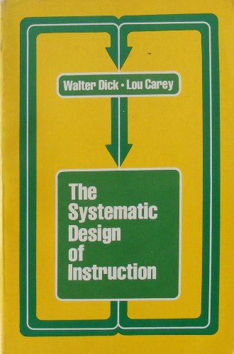 Carey Lou Dick Walter Systematic Design Instruction Abebooks