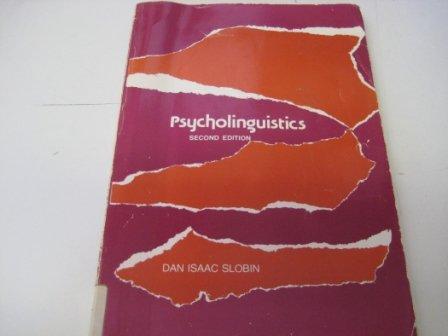 9780673151407: Psycholinguistics