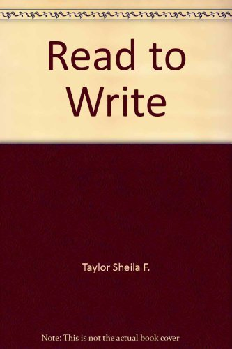 9780673153883: Read to write