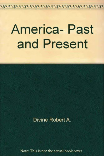 America, past and present