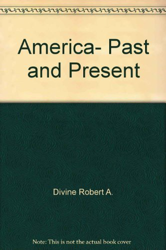 Journey into America, past and present