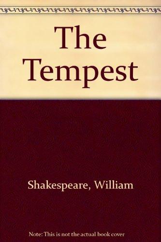 The Tempest: Shakespeare, William (Edited