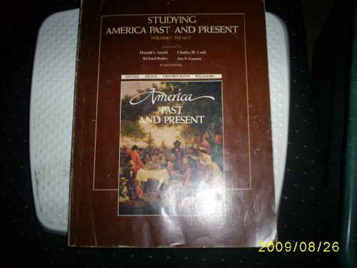 9780673158840: America Past and Present