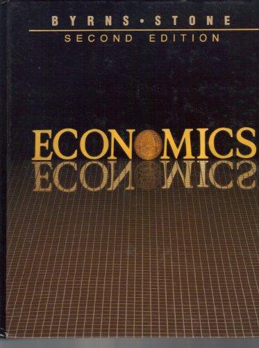 Economics: Ralph T. Byrns,