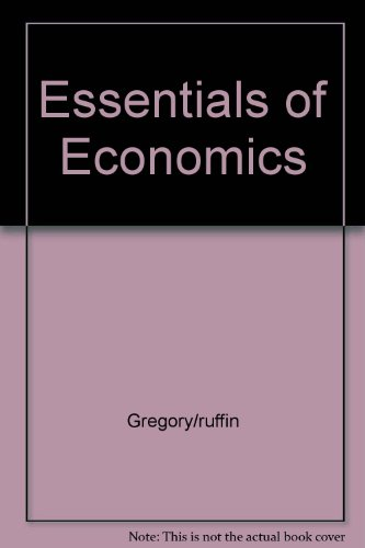 9780673180957: Essentials of Economics