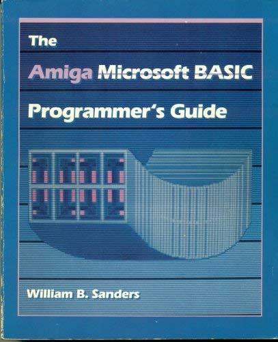 9780673185235: The Amiga Microsoft Basic Programmer's Guide