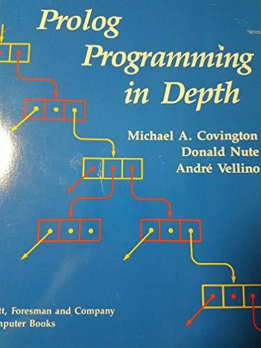 9780673186591: Prolog Programming in Depth