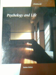 Psychology and Life: Zimbardo, Philip G.,