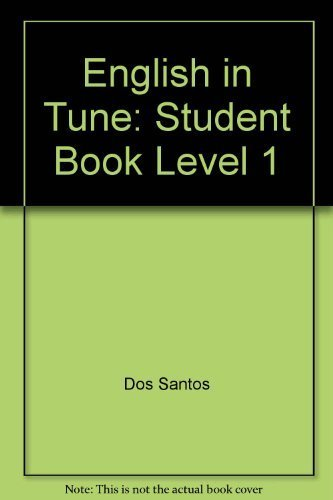 9780673191014: IN TUNE STUDENT BOOK 1: Student Book Level 1