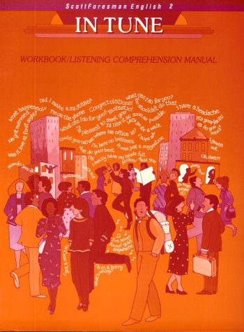 9780673191229: English in Tune/Level 2/Workbook and Tape Manual