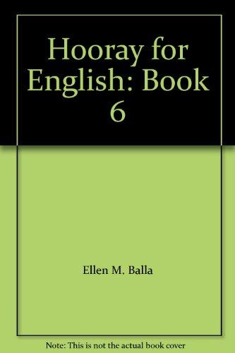 Hooray for English: Book 6: Mahootian, Sharzad; et al.