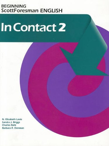 9780673195258: In Contact/Book 2 (ScottForesman English)