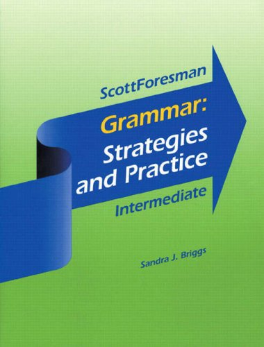 9780673196040: Grammar: Strategies and Practice Intermediate