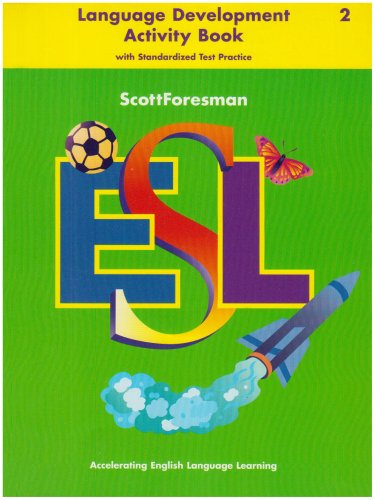 9780673196941: Scott Foresman Esl Book 2: Language Activity