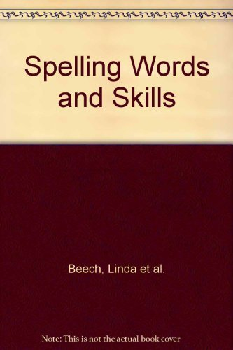 9780673203106: Spelling: Words and skills