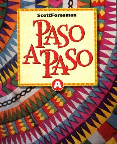 Paso a Paso Level A (Spanish Edition): Addison Wesley Longman