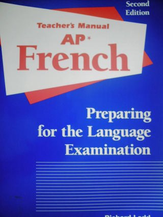 9780673218483: Advanced Placement French