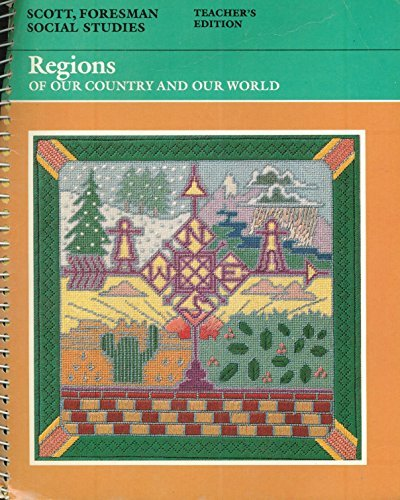 9780673220141: Regions of our Country and our World, Teacher Edition