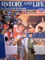 History and life: The world and its: T. Walter Wallbank
