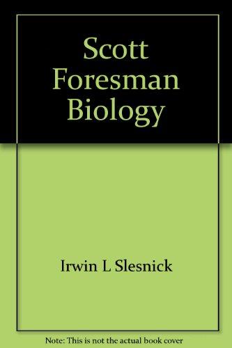 9780673223470: Scott Foresman Biology