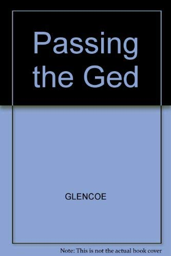 Scott Foresman Passing the Ged (0673243141) by GLENCOE