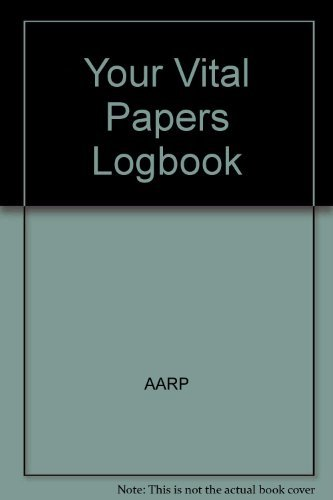 9780673249180: Your Vital Papers Logbook