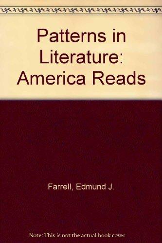 9780673270696: Patterns in Literature: America Reads