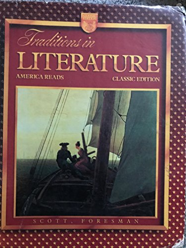 Traditions in Literature, America Reads Classic Edition: James E. Miller
