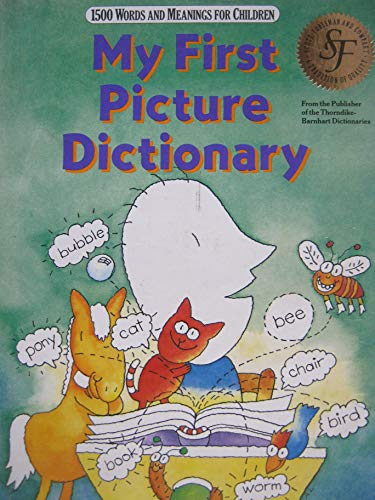 9780673284525: My First Picture Dictionary