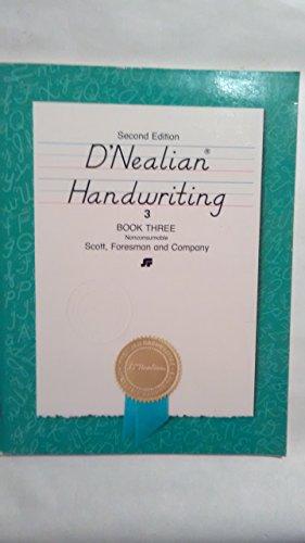 9780673285133: D'Nealian Handwriting Book Three