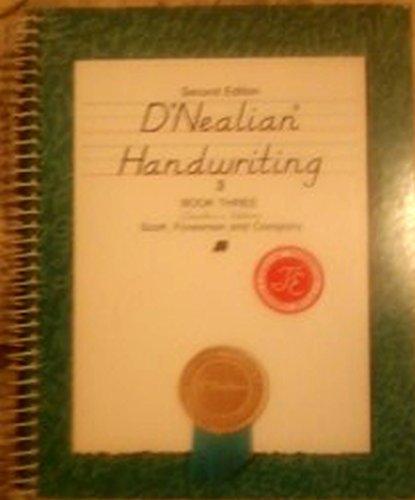 9780673285232: D'Nealian Handwriting / Book 3 (Teacher's edition)