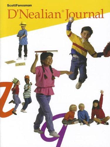 9780673285744: DNEALIAN HANDWRITING 1993 JOURNAL GRADE 1/3