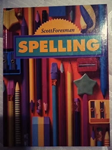 9780673286673: Scott Foresman Spelling