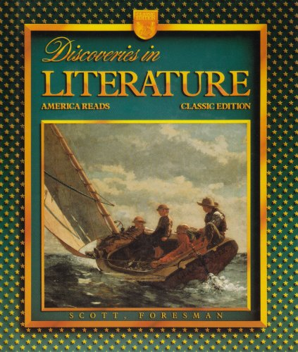 Discoveries in Literature (America Reads): N