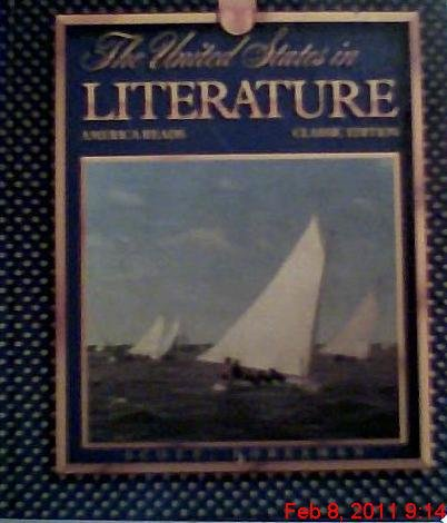 The United States in Literature: America Reads (0673293815) by Foresman Scott