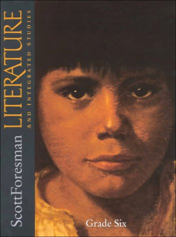 9780673294517: Literature and Integrated Studies Grade Six