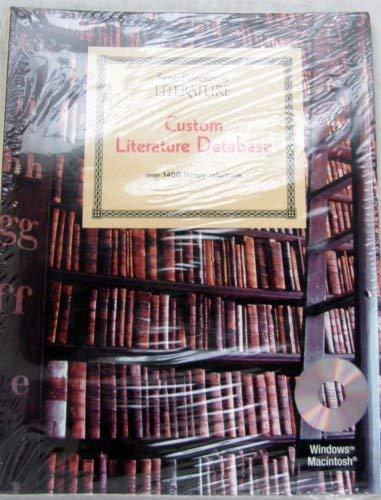9780673294722: Custom Literature Database (Scott Foresman Literature)