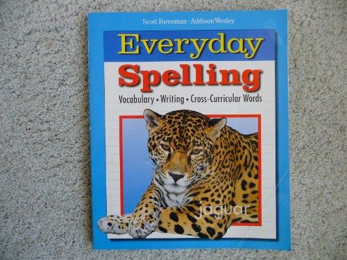 9780673300058: Everyday Spelling