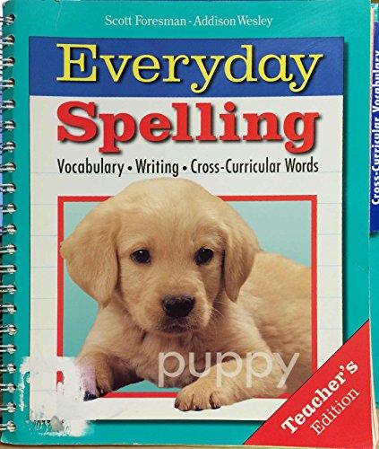 9780673300201: Everyday Spelling: Teacher's Edition (Grade 2)