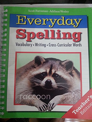 9780673300232: Everyday Spelling Grade 5 [Spiralbindung] by