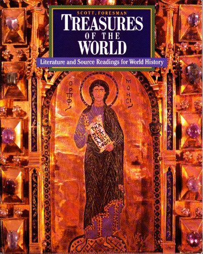 9780673351012: Treasures of the World - Literature and Source Readings for World History