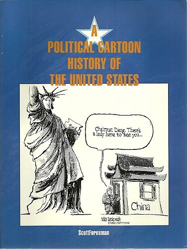 Political Cartoon History of the United States: Addison-Wesley Educational Publishers,